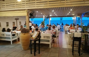 Sea side Zorbas Restaurant Ierapetra